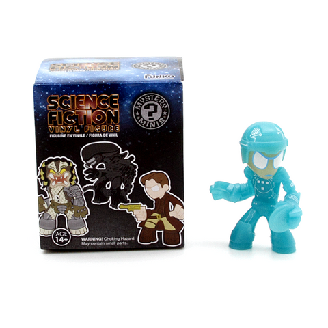 Mystery Minis Science Fiction Series 1 Tron Glow - It Came From Planet Earth