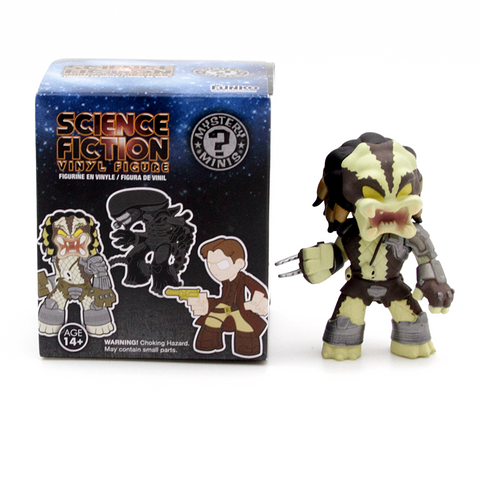 Mystery Minis Science Fiction Series 1 Predator - It Came From Planet Earth  - 1