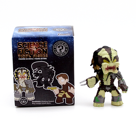 Mystery Minis Science Fiction Series 1 Predator Blood Splatter - It Came From Planet Earth  - 1
