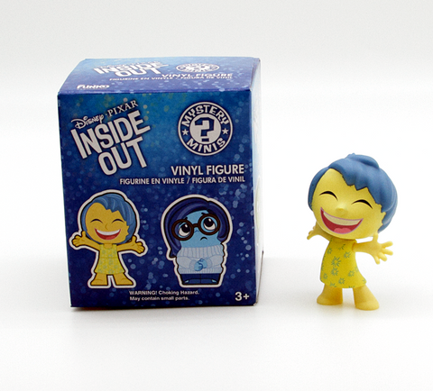 Mystery Minis Inside Out Joy Arms Spread - It Came From Planet Earth  - 1
