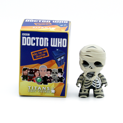 Doctor Who: Rebel Time Lord Collection The Foretold - It Came From Planet Earth  - 1