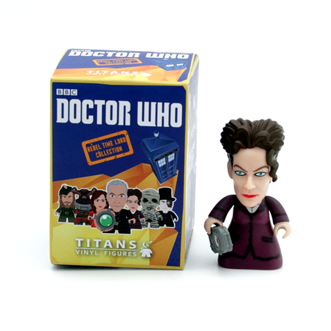 Doctor Who: Rebel Time Lord Collection Missy - It Came From Planet Earth  - 1