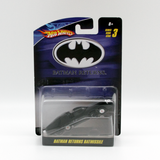 Hot Wheels Batman Returns Series 3 Batmissle Vintage - It Came From Planet Earth  - 1