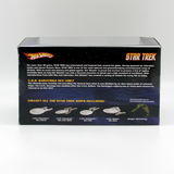 Hot Wheels Star Trek Wave 3 Saratoga NCC-1867 - It Came From Planet Earth  - 3