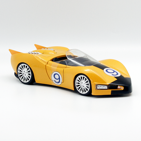 Jada Speed Racer Shooting Star 1:24 2008 Vintage - It Came From Planet Earth  - 1