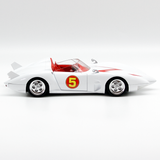 Hot Wheels Speed Racer Mach 5 Movie Version 1:24 2008 Vintage - It Came From Planet Earth  - 2