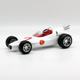 Jada Speed Racer F1 Mach 5 1:24 2008 Vintage - It Came From Planet Earth  - 4