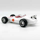 Jada Speed Racer F1 Mach 5 1:24 2008 Vintage - It Came From Planet Earth  - 2