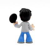 Mystery Minis Supernatural Join The Hunt Collection Kevin Tran Figure - It Came From Planet Earth  - 3