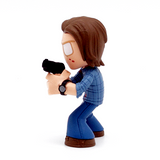 Mystery Minis Supernatural Join The Hunt Collection Bloody Sam Figure - It Came From Planet Earth  - 2