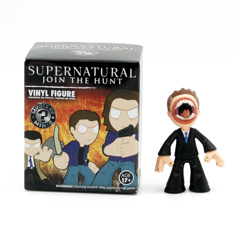 Mystery Minis Supernatural Join The Hunt Collection Leviathan Figure - It Came From Planet Earth  - 1