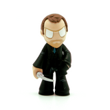 Mystery Minis Supernatural Join The Hunt Collection Crowley Figure - It Came From Planet Earth  - 2