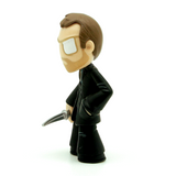 Mystery Minis Supernatural Join The Hunt Collection Crowley Figure - It Came From Planet Earth  - 3