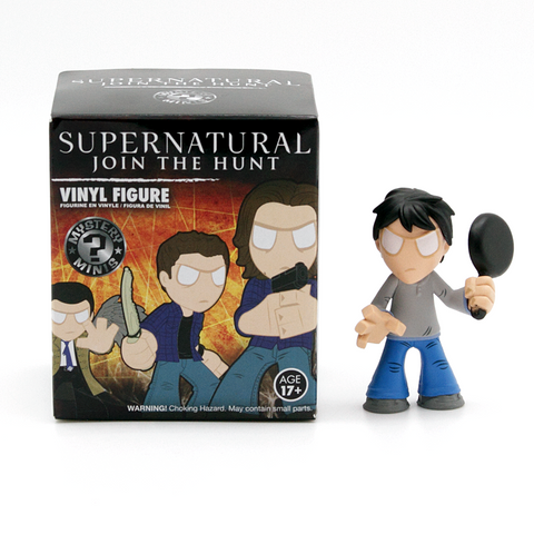 Mystery Minis Supernatural Join The Hunt Collection Kevin Tran Figure - It Came From Planet Earth  - 1