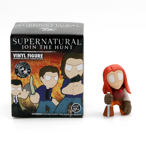 Mystery Minis Supernatural Join The Hunt Collection Charlie Figure - It Came From Planet Earth  - 1