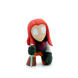 Mystery Minis Supernatural Join The Hunt Collection Charlie Figure - It Came From Planet Earth  - 2