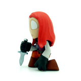Mystery Minis Supernatural Join The Hunt Collection Charlie Figure - It Came From Planet Earth  - 3