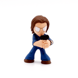 Mystery Minis Supernatural Join The Hunt Collection Sam Winchester Figure - It Came From Planet Earth  - 2