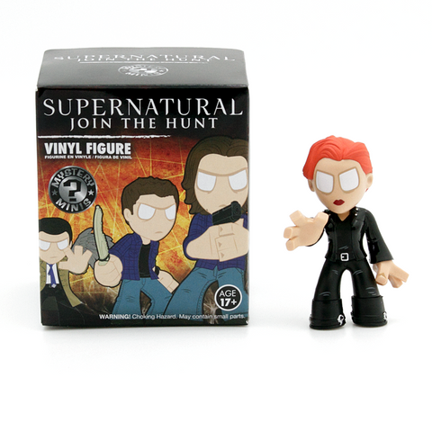 Mystery Minis Supernatural Join The Hunt Collection Abaddon Figure - It Came From Planet Earth  - 1