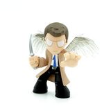 Mystery Minis Supernatural Join The Hunt Collection Castiel Figure - It Came From Planet Earth  - 2