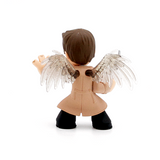 Mystery Minis Supernatural Join The Hunt Collection Castiel Figure - It Came From Planet Earth  - 4