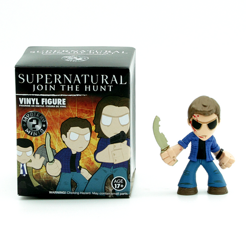 Mystery Minis Supernatural Join The Hunt Collection Demon Dean Figure - It Came From Planet Earth  - 1