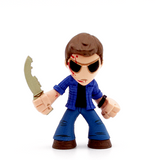 Mystery Minis Supernatural Join The Hunt Collection Demon Dean Figure - It Came From Planet Earth  - 2