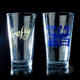 Firefly Pint Glasses — Set 1