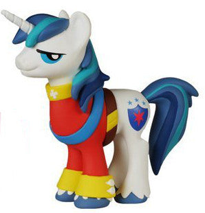 Mystery Minis: My Little Pony Series 3 Shining Armor Figure - It Came From Planet Earth  - 1
