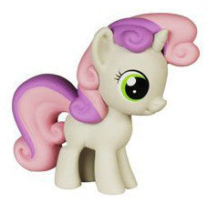 Mystery Minis: My Little Pony Series 3 Sweetie Belle Figure - It Came From Planet Earth  - 1
