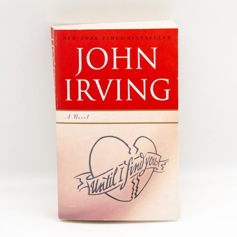 Until I Find You, John Irving