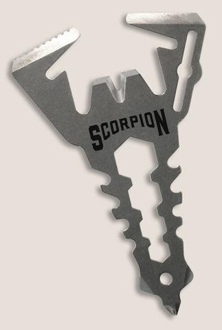 The Scorpion Multi-Tool, 12-in-1 tool
