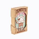 Flask - Captain Fluffy