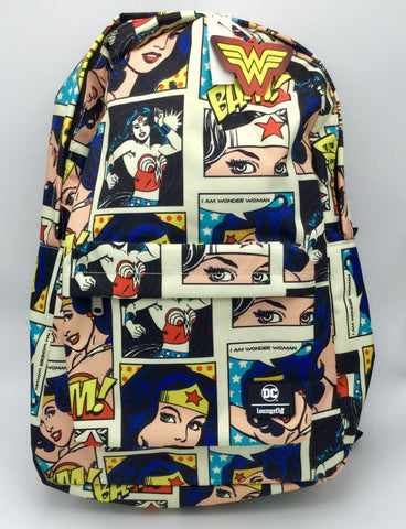 Backpack - Wonder Woman