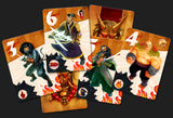Samurai Spirit Board Game - It Came From Planet Earth  - 3