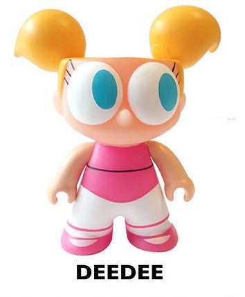 Titans Cartoon Network Collection Deedee Figure Dexter's Laboratory - It Came From Planet Earth  - 1