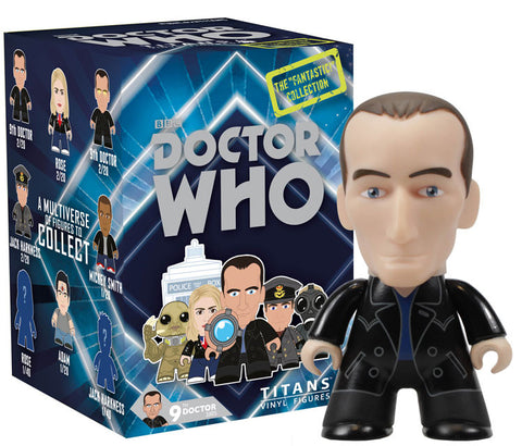 Doctor Who 9th Doctor Fantastic Collection 9th Doctor Figure - It Came From Planet Earth  - 1