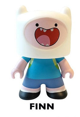 Titans Cartoon Network Collection Finn Figure Adventure Time - It Came From Planet Earth  - 1