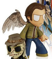 Mystery Minis Supernatural Join The Hunt Collection Gabriel Figure - It Came From Planet Earth