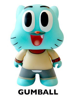 Titans Cartoon Network Collection Gumball Figure - It Came From Planet Earth  - 1