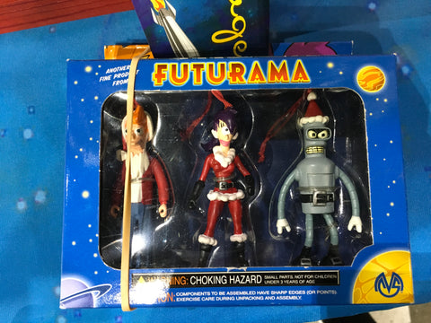 Futurama Holiday Ornament Set