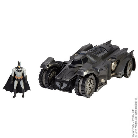 Batman Arkham Knight SDCC Comic-Con Exclusive Batmobile - It Came From Planet Earth  - 1