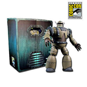 Destructor 2011 Comic-Con Exclusive - It Came From Planet Earth  - 1