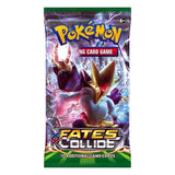 Pokemon XY Fates Collide Card Game Booster Pack English Edition