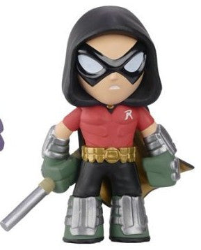 Batman Arkham Series Mystery Minis Robin - It Came From Planet Earth  - 1