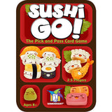 Sushi Go! The Pick and Pass Card Game - It Came From Planet Earth  - 2