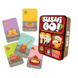 Sushi Go! The Pick and Pass Card Game - It Came From Planet Earth  - 1