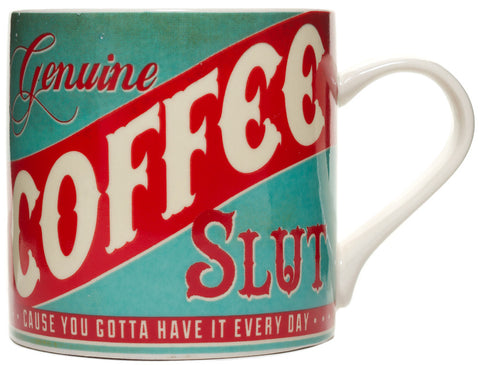 Mug - Genuine Coffee Slut