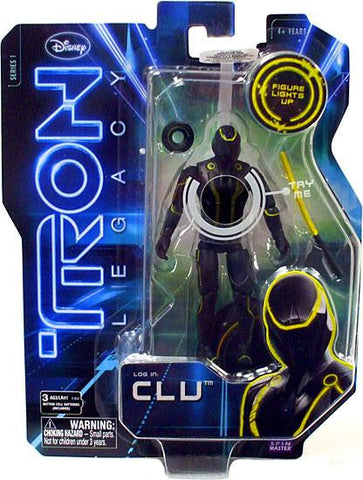 Tron Legacy Series 1 Core Figure Clu Vintage - It Came From Planet Earth  - 1