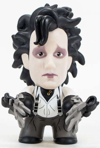 Titans Edward Scissorhands I'm Not Finished Collection Edward (White Shirt) - It Came From Planet Earth  - 1